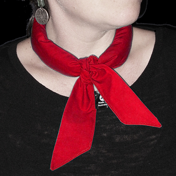 Cooling Neck Tie - Red